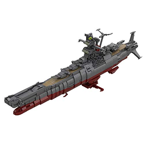 Star Wars Space Battleship Yamato 31693 Building Kit for Kids and Adults Building Blocks for Friends Festival Birthday Gift Building Set Popular Building Toy 1782 PCS