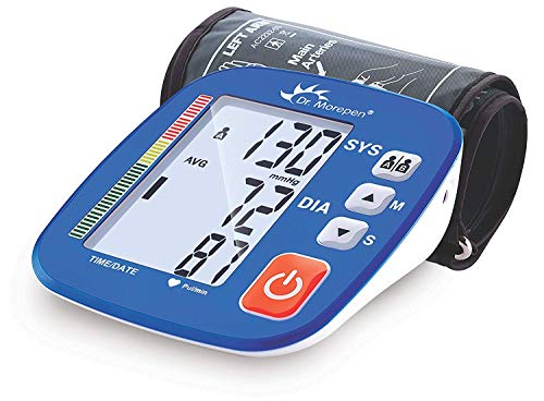 Dr. Morepen Extra Large Display BP Monitor BP-02-XL (Multicolour)