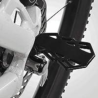 自転車ペダル後車軸滑り止めフットレストバイクリアフットペダル用山地自転車