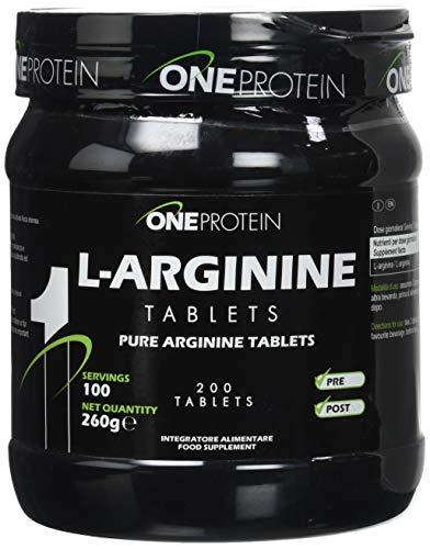 One Protein Integratore Alimentare di L-arginina - 200 Compresse