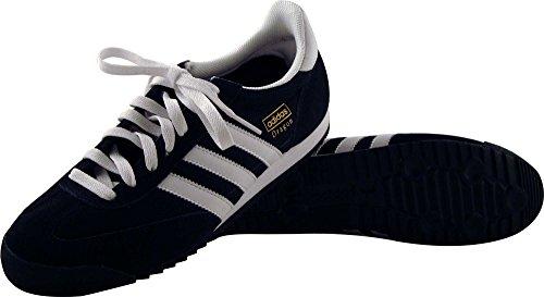 Adidas Zapatillas Dragon Low Top para Hombre, Color Negro, Talla 47 EU