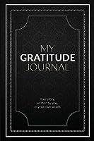 My Gratitude Journal (Blank)