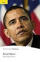 Penguin Readers Level 2: Barack Obama (MP3 Audio CD Pack)