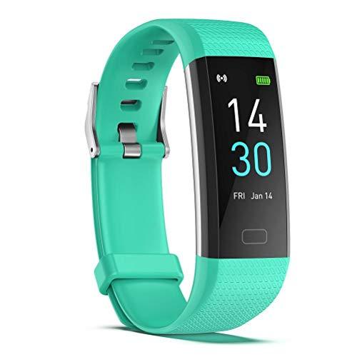 BSTOB Fitness Tracker - Reloj de Seguimiento de Actividad con Monitor de frecuencia cardíaca y sueño, Reloj Resistente al Agua con Despertador, Contador de Pasos de calorías, podómetro de Seguimiento