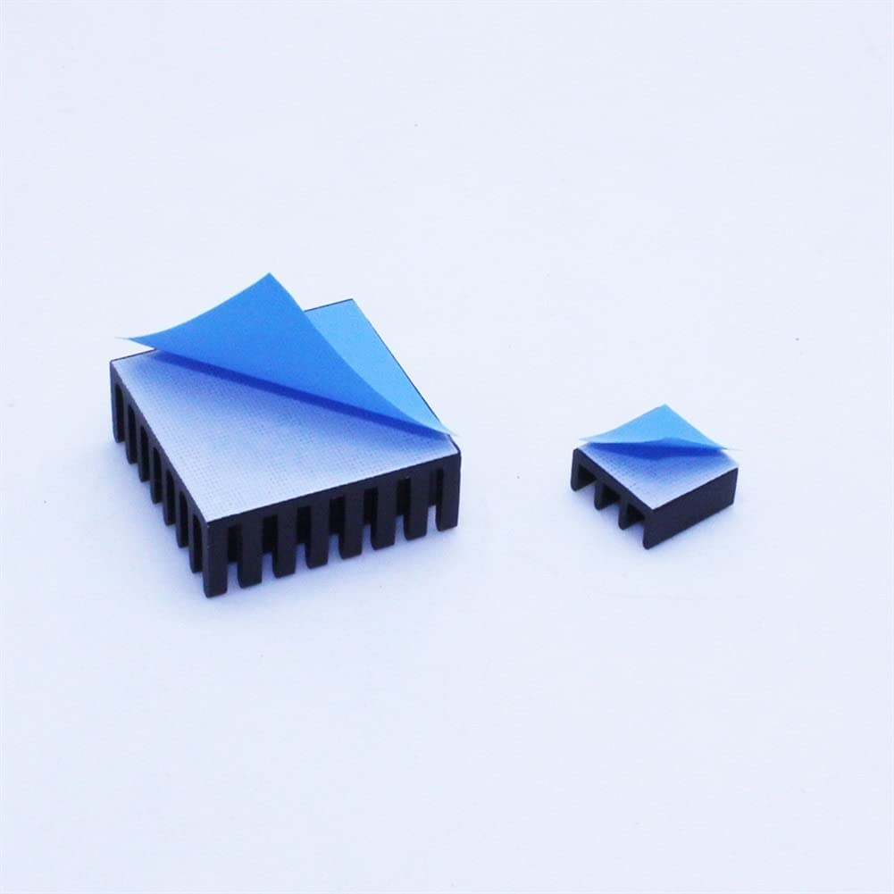 Silicone Thermal Max 66% OFF Pad 30pcs lot 50x50mm Thermally Adh Conductive Save money