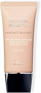 #New DIOR Diorskin Forever Perfect Mousse - perfect matte weightless foundation zero-pore effect 020 Light Beige