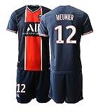 POHH 20/21 Herren Fußball Trikot MEUNIER 12# Erwachsene Fußball Sportswear (M)