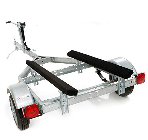 CE Smith Multi Sport Trailer, Steel