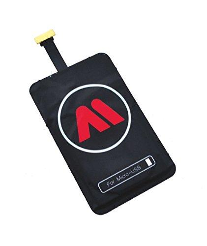 Maxfield 4310020 Récepteur de Charge sans Fil pour Micro USB Haut