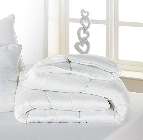 Diana Cowpe 4.5 TOG BAMBOO COTTON LIGHTWEIGHT DUVET Naturally Anti-Bacterial SUPERSOFT Anti-Allergy LUXURY HOTEL QUALITY (Super King Size 260cm x 220cm)