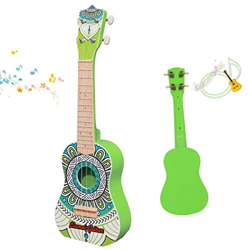 Kids Ukulele Mini Guitar Toy 4 Strings Children Musical...