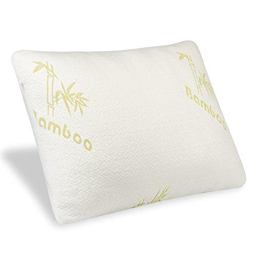 Mastery Mart Shredded Memory Foam Bed Pillow