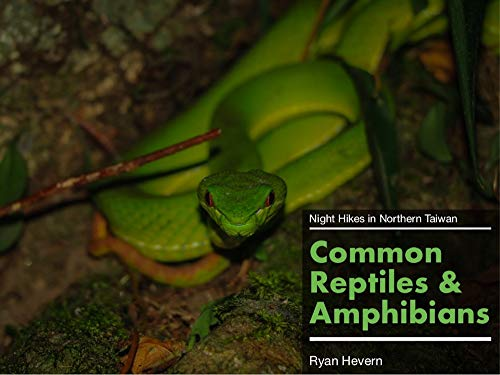 Night Hikes in Northern Taiwan: Common Reptiles and Amphibians: A Herpetology Field Guide
