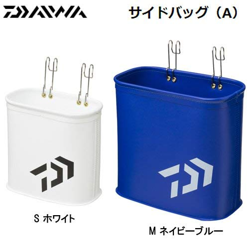 ダイワ(Daiwa) タックルバッグ サイドバッグ S(A) ネイビーブルー