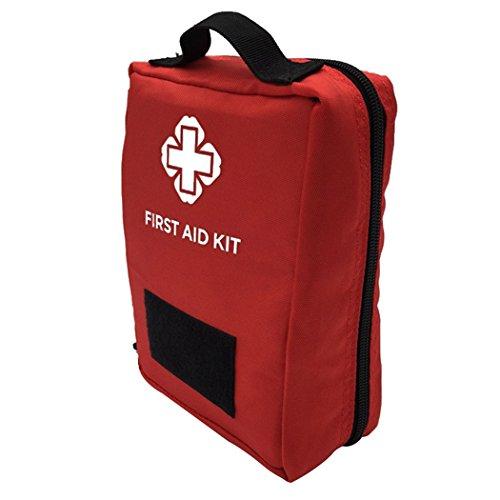 *outgeek Medizinbeutel Erste Hilfe Tasche Wasserdichter Notfall Lager Tasche für Reisen Im Freien*