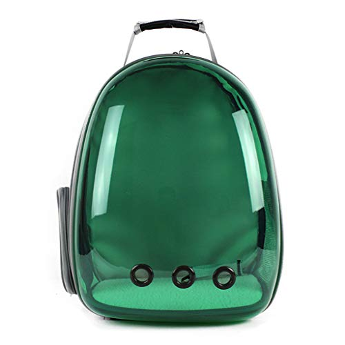 Yunso Portable Space Capsule Bubble Pet Carrier Waterproof Handbag Backpack for Cat and Small Dog