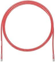 Panduit Cat.6a U/UTP Patch Network Cable - 6.89 ft Category 6a Network Cable for Network Device - F