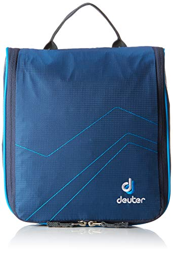 Deuter Kulturbeutel Wash Center II, Midnight-Turquoise, 25 x 24 x 9 cm, 5.4 liter