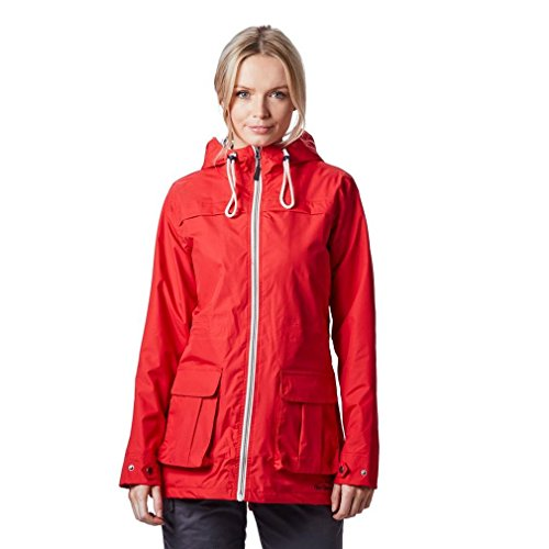 PETER STORM Women's Weekend Jacket Vêtements de Plein air, Rouge, 46