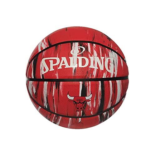 Spalding Marble Edition Chicago Bulls - Balón de baloncesto