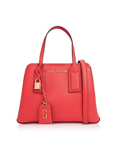 Luxury Fashion | Marc Jacobs Dames M0014487612 Rood Leer Handtassen | Herfst-winter 19