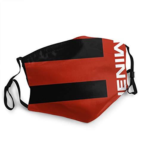 Emine_m Unisex Gesichtsbedeckungen Erwachsene Staubmaske Halstuch Bandana Taschentuch für Staub Wind Sonne Schutz