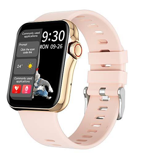 XYG 2021 D06 Nuevo Reloj Inteligente Pulsera Hombres Mujeres Deporte Reloj Ritmo cardíaco Monitor Monitor de sueño Impermeable para Android iOS,V