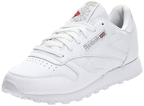 Reebok Classic Damen Sneakers, Weiß (Int-White), 37.5 EU / 4.5 UK / 7 US