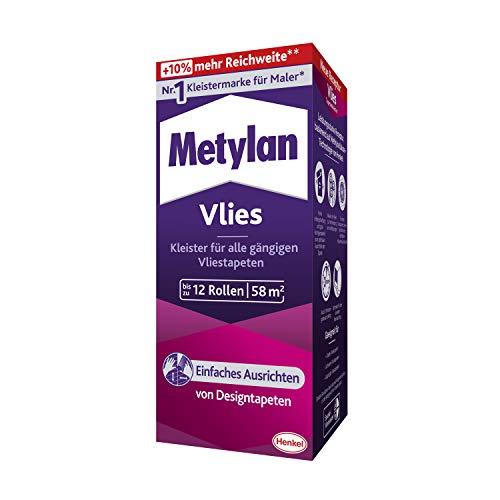Metylan MPV15 - Colla per carta da parati in tessuto non tessuto, 360 g
