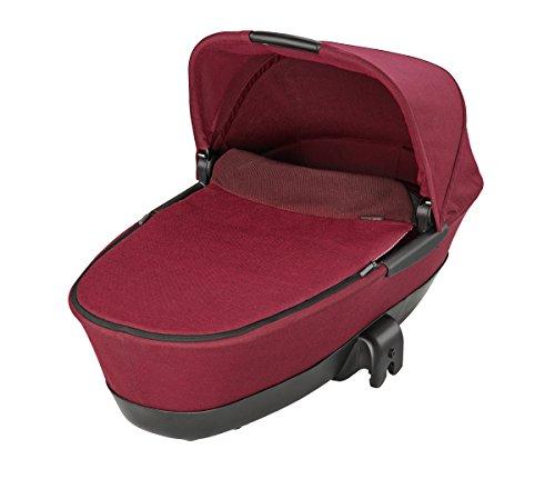Maxi-Cosi Faltbare Babywanne für Mura, Mura Plus und Elea, robin red