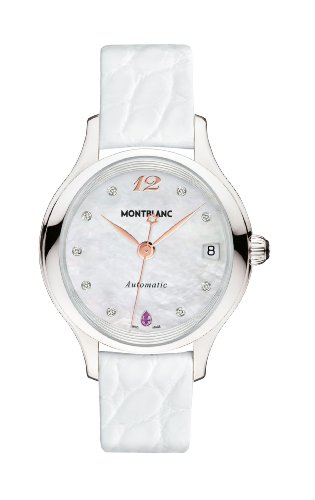 Montblanc Grace Kelly Steel Collection 34mm 109274