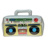 Blue Banana Radio Cassette Ochentero Hinchable - Gris