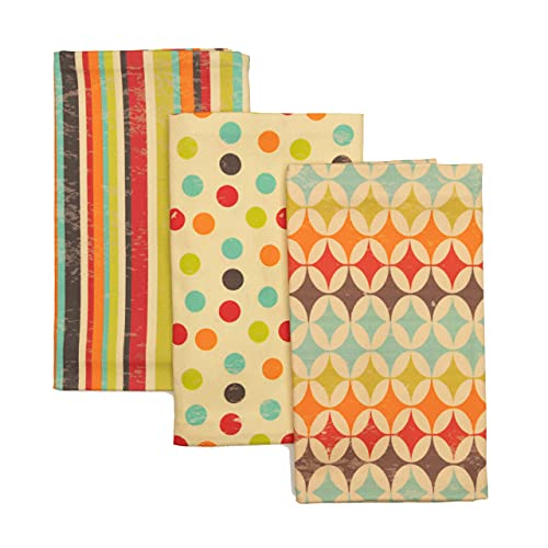 Top 10 Best Selling List for retro kitchen towels