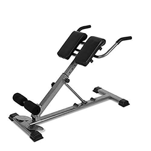 ComMax Adjustable Roman Chair Back Hyper Extension Bench Foldable 30-40-50 Degrees