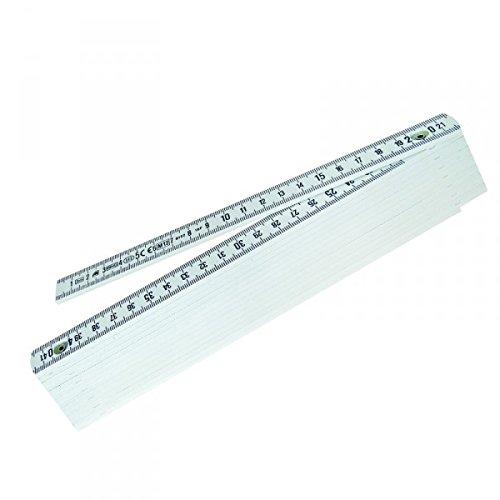 Metrica schakelschaal glasvezel 3M, wit, 18070