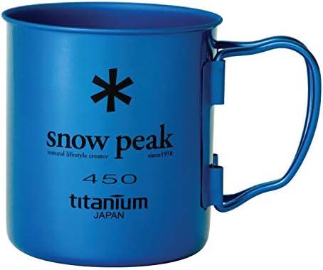 Snow Peak Ti-Single 450 Cup
