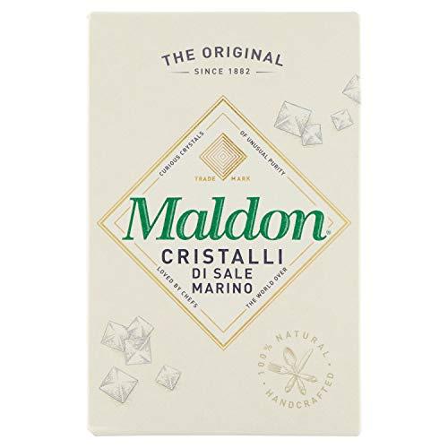 Maldon Sea Salt - Sale Maldon in Fiocchi, 250 g