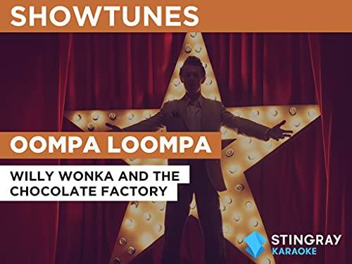 Oompa Loompa in the Style of Willy Wonka And The Chocolate Factory
