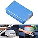 HSR Wash Detailing Magic Home/Kitchen/Tap/Floor Tiles Clean Clay Bar 100 g Bar Auto Vehicle Detailing Cleaner Home Styling Cleaning Tools