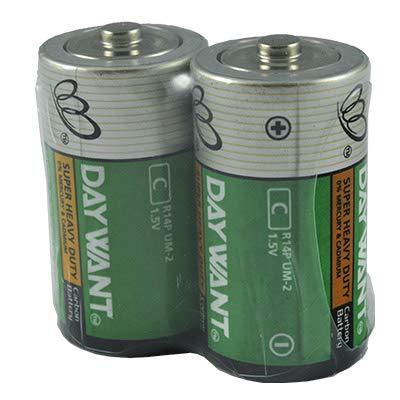 JBM 51331 Pile de Rechange R14P 1.5 V