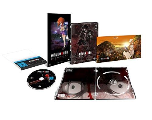 Higurashi Vol. 2 (Steelcase Edition) [Blu-ray] [Limited Edition]