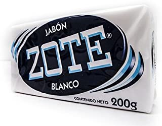 Zote Zote Jab Barra Blanco 50/200 Gr blanco, Pack of 1