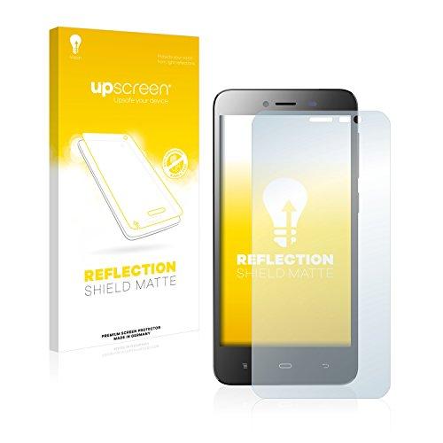 upscreen Entspiegelungs-Schutzfolie kompatibel mit Phicomm Clue L – Anti-Reflex Bildschirmschutz-Folie Matt