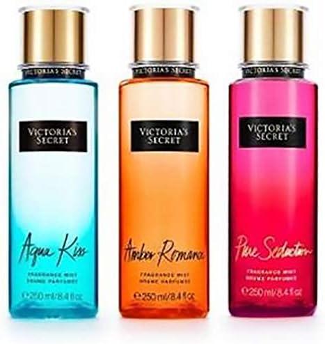 Victoria's Secret Set of 3 for Women - Fragrance Mist 250ml