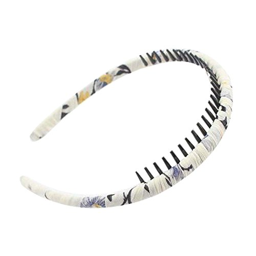 Ensemble de 2 décorations capillaires Cheveux peints à la mode Belle bandeau Accessoire cheveux