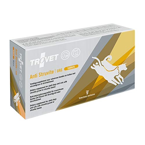 Trovet Anti Struvite UAS - 30 Tabletten