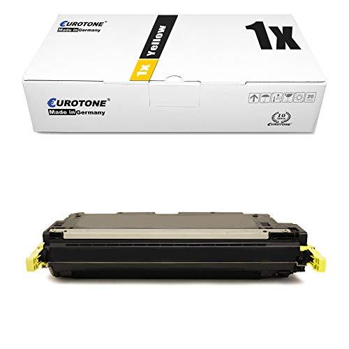 1x Eurotone kompatibler Toner für HP Color Laserjet CP 3505 XH X DN N ersetzt Q7582A 503A