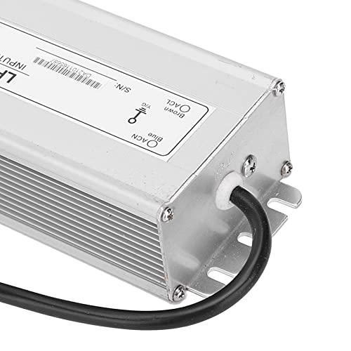 Fuente de alimentación conmutada de salida única, tipo de protección en modo hipo Interruptor de controlador LED IP67 Circuito de protección automático a prueba de agua para barra de luz