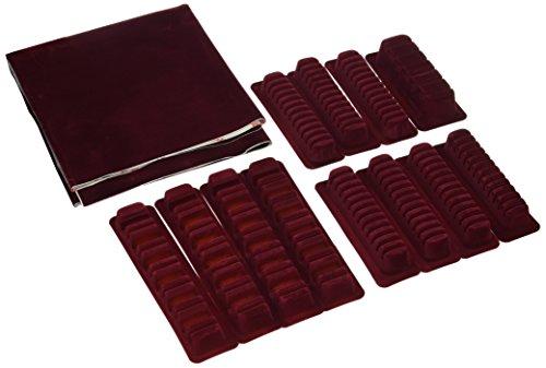 Rayen 6314.50 Organizador de Cubiertos, Rojo, Centimeters