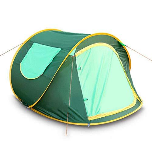 LKK-KK 2 Persona Sola Capa Tienda al Aire Libre automática de Doble Velocidad Aumentar Camping Abierto